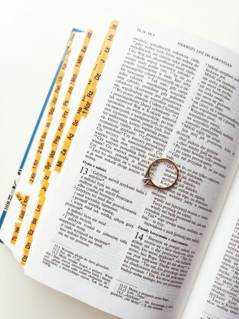 Ślub kościelny, kurs przedmałżeński