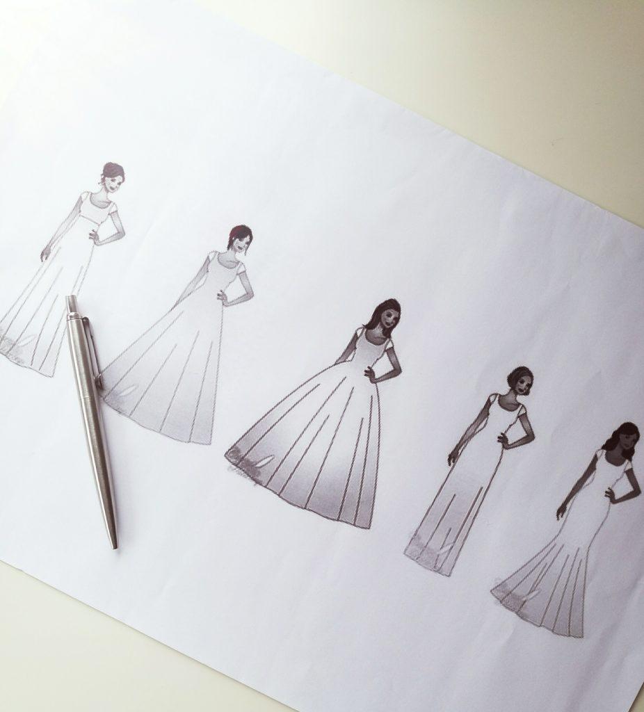 Modele sukien ślubnych